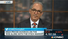 High-Priced Divorces On The Rise